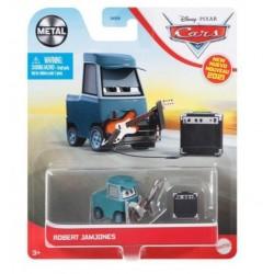 Auta Cars – Wózek widłowy Robert Jamjones – DXV29 GCB93