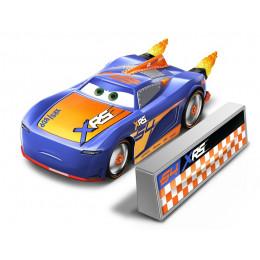 Auta Cars - Samochodzik Barry DePedal  z osłoną rajdową - GKB91
