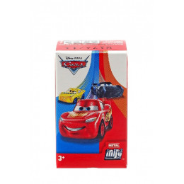 Auta Cars - Mini Racers - Metalowe autko-niespodzianka - 4. seria - GKD78