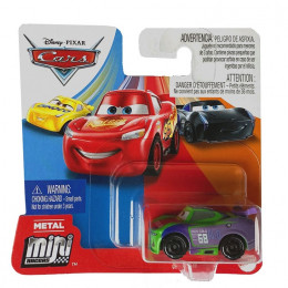 Auta Cars - Mini Racers - H.J. Hollis - GKF65 GLD57