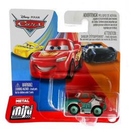 Auta Cars - Mini Racers - Mietek Palsprzęgło Murray Clutchburn - GKF65 GLD61
