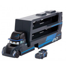 Auta Cars - Mini Racers – Transporter Miniautek - Gale Beaufort - GNW35
