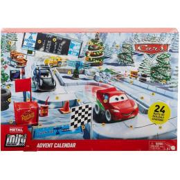Auta Cars - Mini Racers - Kalendarz adwentowy - GPG11