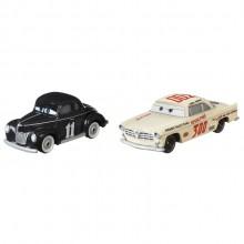 Cars Auta – Dwupak autek – Junior Moon i Leroy Heming – GRR23