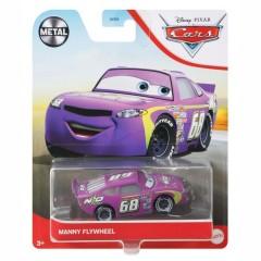 Auta Cars – Samochód Manny Flywheel – DXV29 GRR54