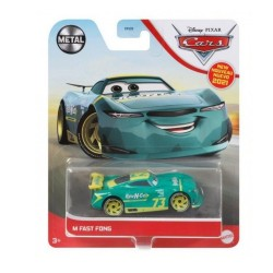 Auta Cars – Samochodzik M Fast Fong – DXV29 GRR64