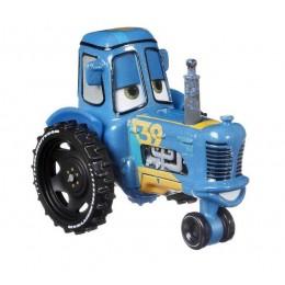 Auta Cars – Wyścigowy niebieski traktor View Zeen – GRR82