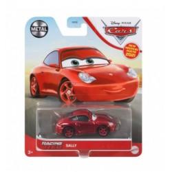 Auta Cars – Samochodzik Racing Red Sally – DXV29 GRR92