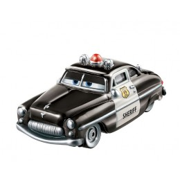 Cars Auta – Autko zmieniające kolor – Sheriff Szeryf GTM39