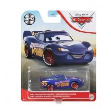 Auta Cars – Samochód niebieski Zygzak Lightning McQueen – DXV29 GXG46