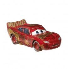 Auta Cars – Samochodzik ubłocony Zygzak McQueen Rusteze – GXG63