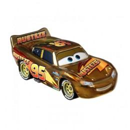 Auta Cars – Samochodzik złoty Zygzak McQueen – GYG27