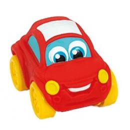 Clementoni 14099 Mięciutki Samochodzik - Czerwony