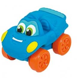 Clementoni 14099 Mięciutki Samochodzik - Niebieski