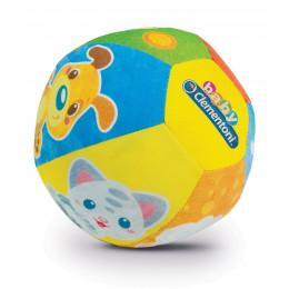 Clementoni Baby - Miękka piłka - Muzykalny zwierzak 17109