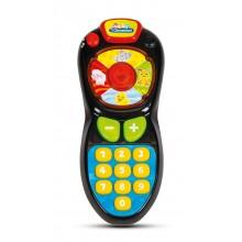 Clementoni Baby - Interaktywny pilot - 17180