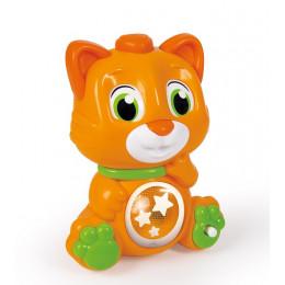 Clementoni Baby - Kotek Pieszczoszek – Zabawka interaktywna – 17240