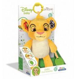 Clementoni Baby – Maskotka Król Lew Simba – 17296