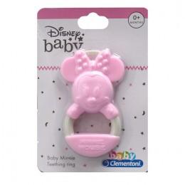 Clementoni Baby – Gryzak dla niemowląt – Myszka Minnie Disney – 17342