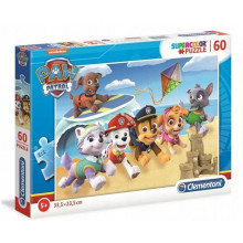 Clementoni – Puzzle Psi Patrol – 60 elementów – 26091