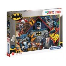 Clementoni – Puzzle Supercolor 180 elementów – Batman – 29108