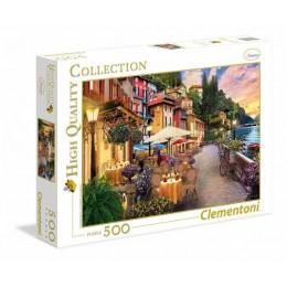 Clementoni – Puzzle 500 elementów – Monte Rosa Dreaming – 35041