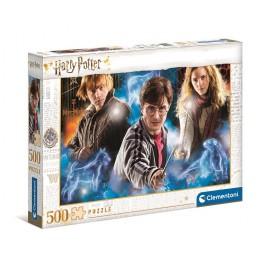 Clementoni – Puzzle 500 elementów – Harry Potter – 35082