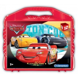 Clementoni 41185 Klocki Puzzle Cars