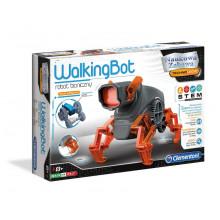 Clementoni 50059 - Naukowa Zabawa - Robot chodzący Walking Bot