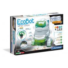 Clementoni 50061 - Naukowa Zabawa - Robot interaktywny EcoBot