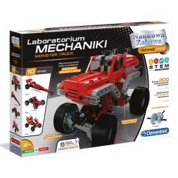 Clementoni 50062 Laboratorium Mechaniki – Monster Truck