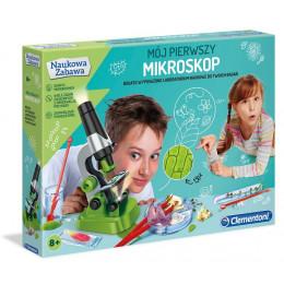 Clementoni – Naukowa Zabawa – Mój pierwszy Mikroskop – 50071