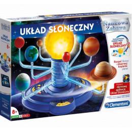 Clementoni - Naukowa zabawa - Układ Słoneczny 50107