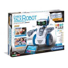 Clementoni 50122 - Naukowa Zabawa - Mówiący Cyber Robot