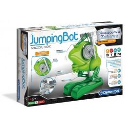 Clementoni – Naukowa Zabawa – Skaczący robot JumpingBot 50325