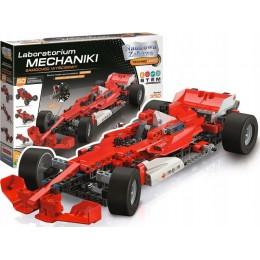 Clementoni 50520 Laboratorium mechaniki – Samochód wyścigowy