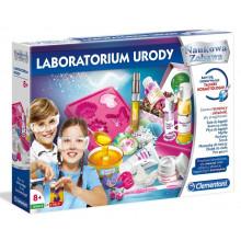 Clementoni - Naukowa Zabawa - Laboratorium urody 50521