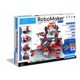 Clementoni 50523 - RoboMaker, Edukacyjne Laboratorium Robotyki
