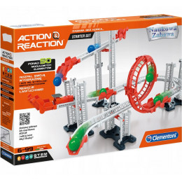Clementoni - Akcja i reakcja - Budowa kulodromu 50595