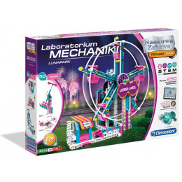 Clementoni 50631 Laboratorium Mechaniki - Lunapark