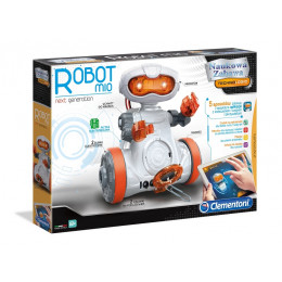 Clementoni 50632 - Naukowa Zabawa - Robot MIO - nowa generacja