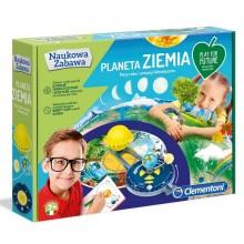 Clementoni – Naukowa Zabawa – Planeta Ziemia 50638