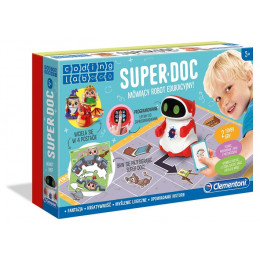 Clementoni - Coding Lab - Robot Super Doc – 50640