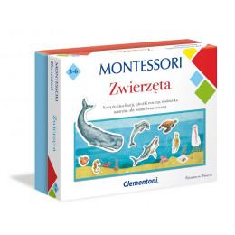 Clementoni - Montessori - Zwierzęta 50646