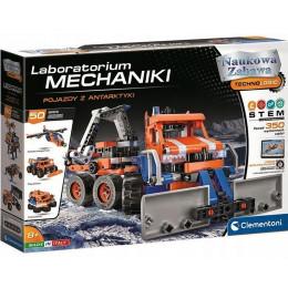 Clementoni 50659 Laboratorium Mechaniki - Pojazdy z Antarktyki