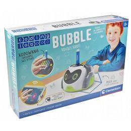 Clementoni - Coding Lab - Rysujący robot Bubble – 50668