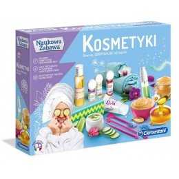 Clementoni - Naukowa Zabawa - Kosmetyki 50675