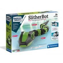 Clementoni – Naukowa Zabawa – SlitherBot – Interaktywny robot 50686