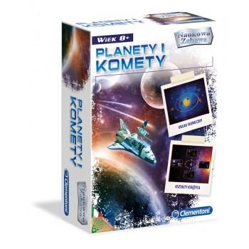 Clementoni 60053 Zestaw naukowy - Planety i komety