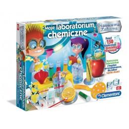 Clementoni 60250 Zestaw naukowy - Laboratorium Chemiczne